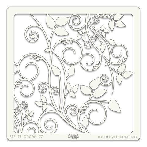 Leafy Swirl 7