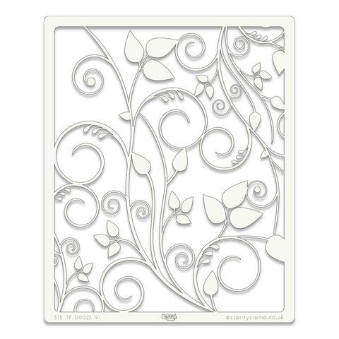 Leafy Swirl 9