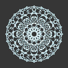 Lace Doily 12