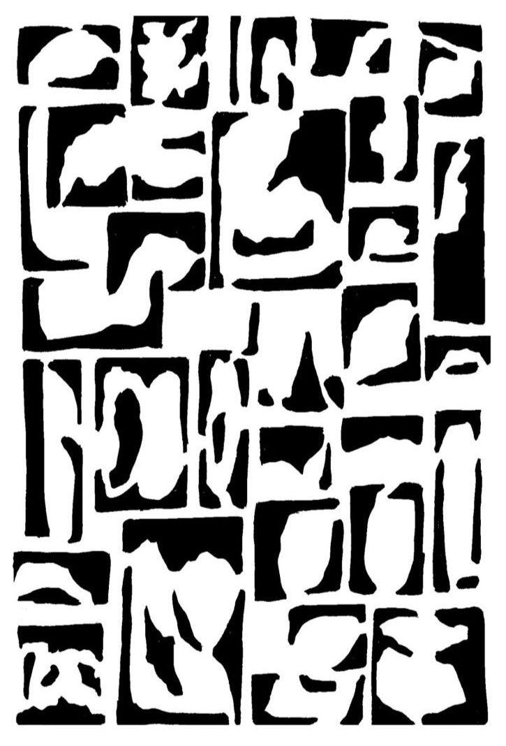 Foam Blocks A4