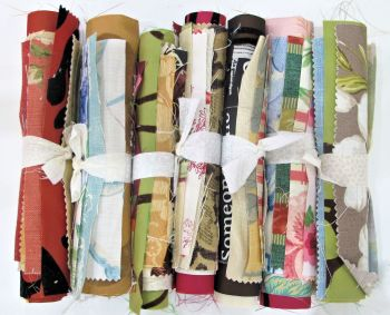 Designer Fabric Rolls