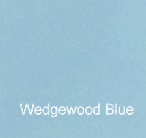 Wedgewood Blue: from £4