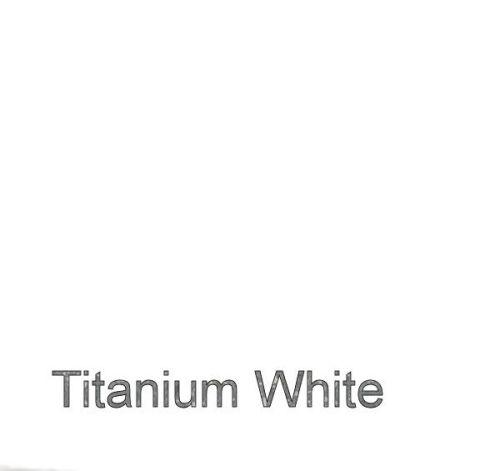 Titanium White: from £4