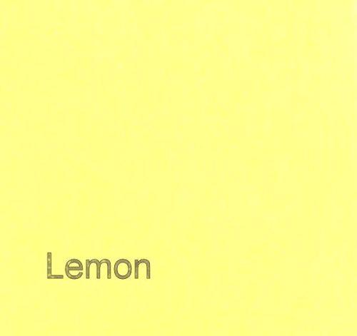 Lemon Yellow from £4
