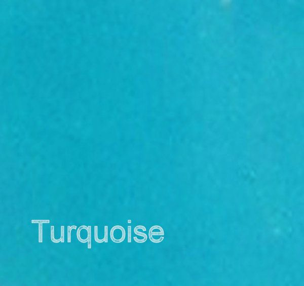 Turquoise Blue: from £4