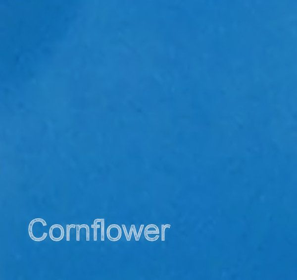 Cornflower Blue: from £4