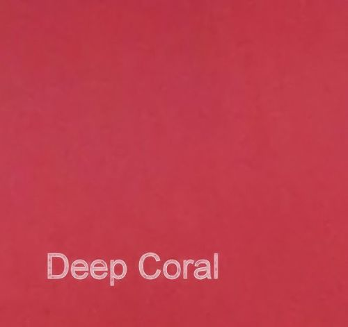 Deep Coral: from £4