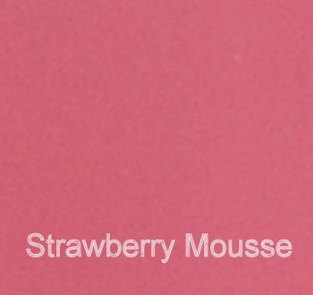 Strawberry Mousse: from £4