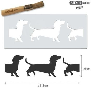 Mini: Dachshund Row