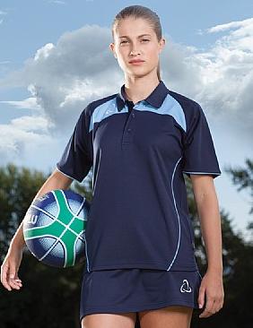 KS2 Orion sports polo shirt