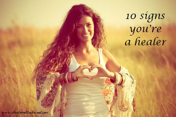 10 signs you are a healer image