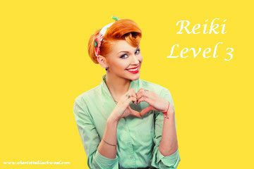 Reiki Level 3 Malvern