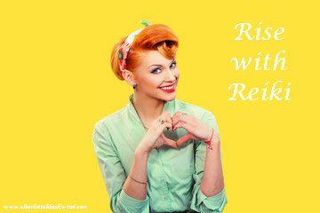 Rise with Reiki Master Teacher Malvern, Worcester