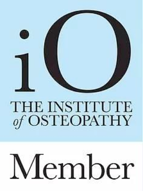 Darren Chandler, Osetopath is a registered member of the Institute of Osteopathy