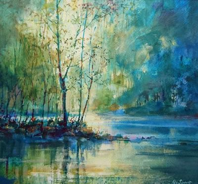 Nely moss lake_enhancd