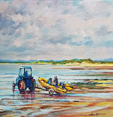 Beadnell tractor 19