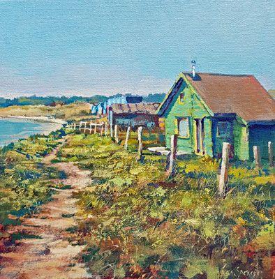 Seaton point hut