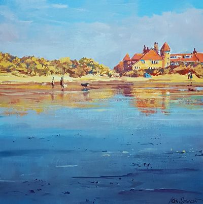 beadnell low tide