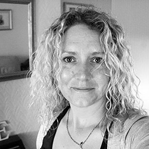 Photo of Claire Salisbury, of Claire Salisbury Studios