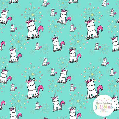 dandelions and unicorns 72dpi 400 x 400