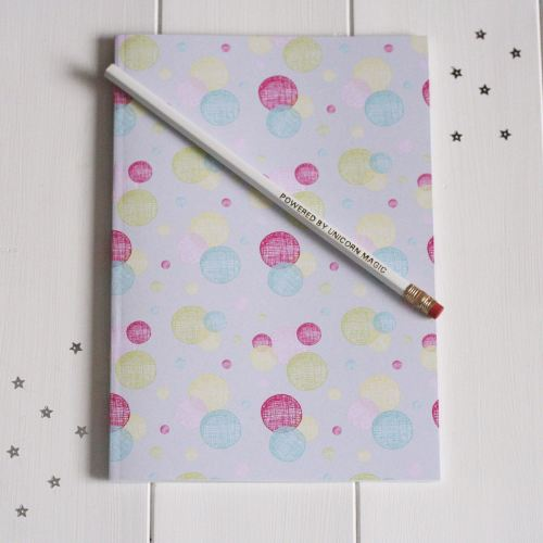Notebook and Unicorn Magic Pencil Gift Set