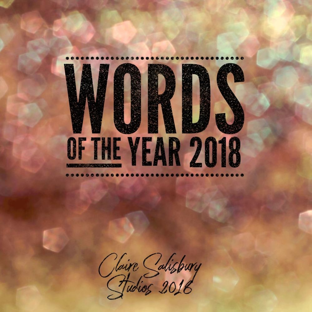 Word of the Year 2018