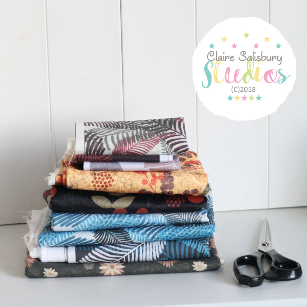 fabric bundle winter school