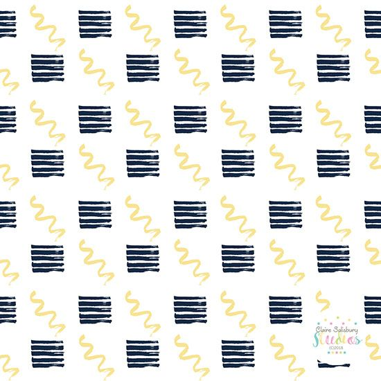 ADT CB2 4TH SQUIGGLES & STRIPES 8000