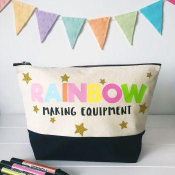 Large Project Bag - Rainbow Making Equipment