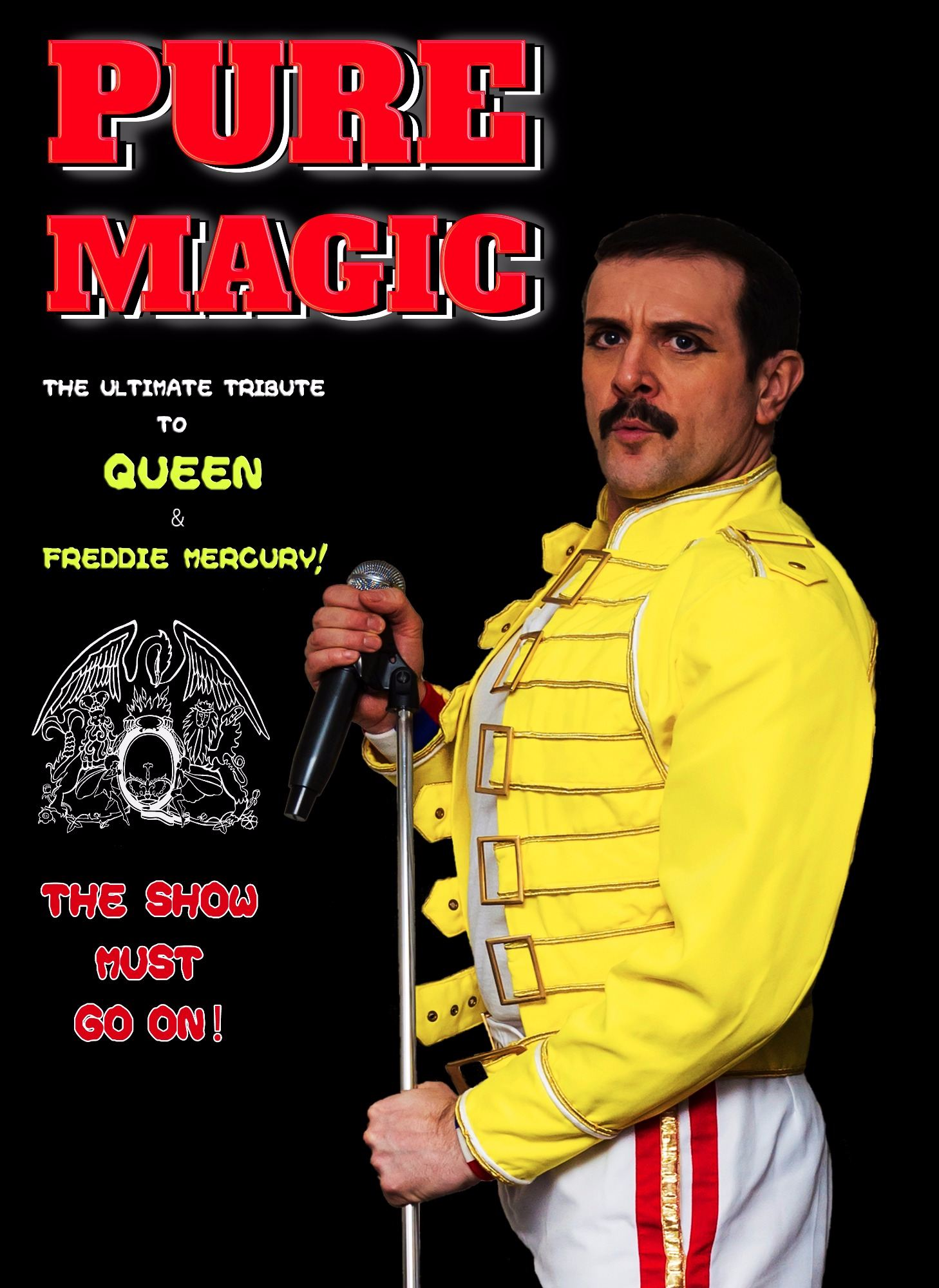 Freddie Mercury & Queen Tribute Show