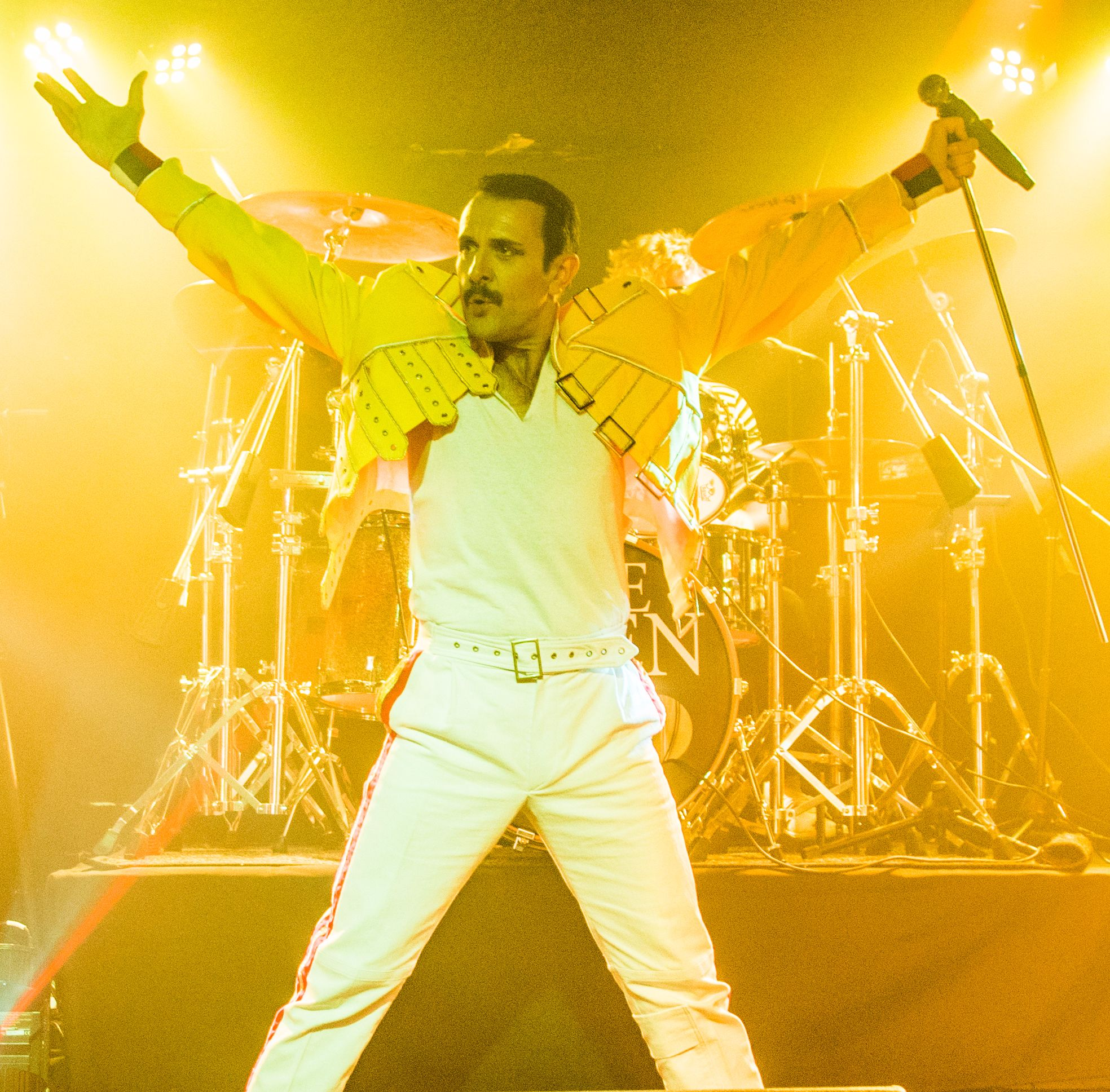 Freddie Mercury Pure Magic Queen Tribute