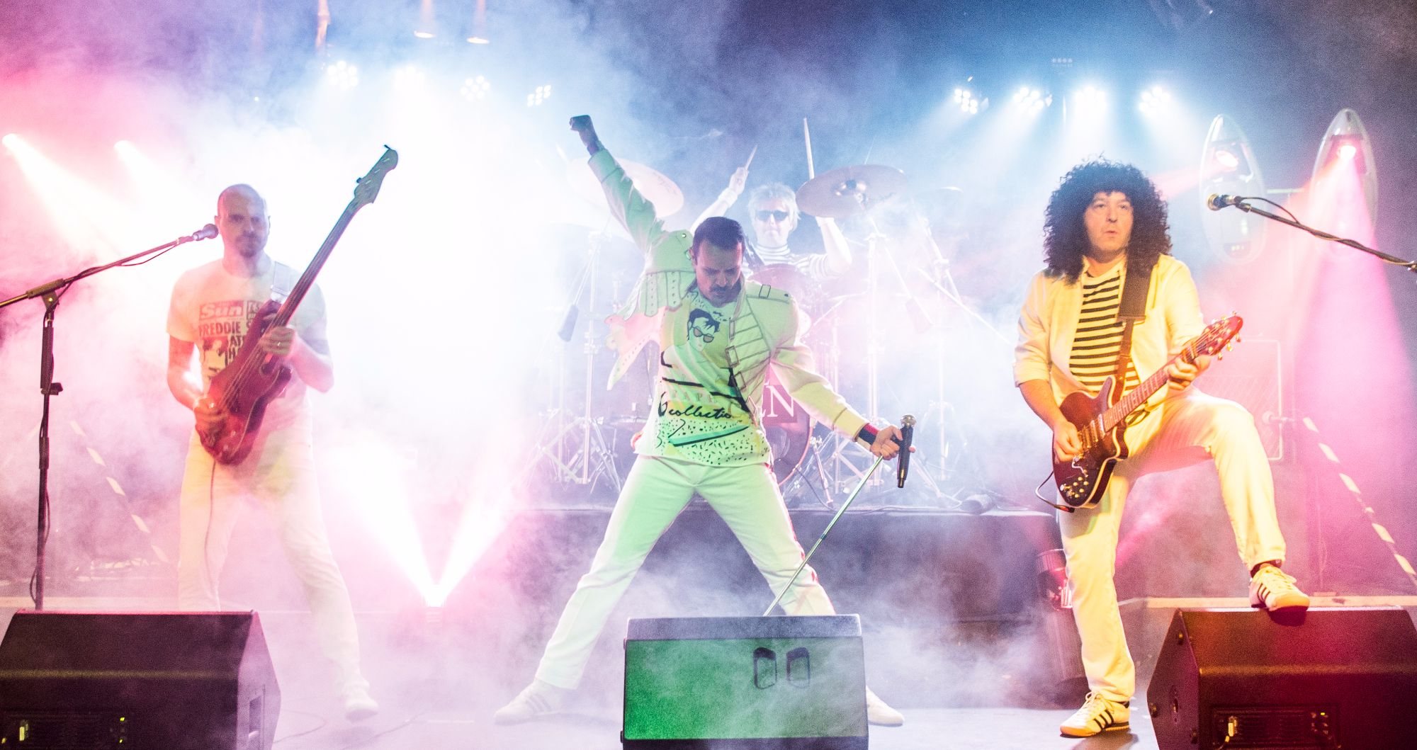 Pure Queen Tribute Band UK