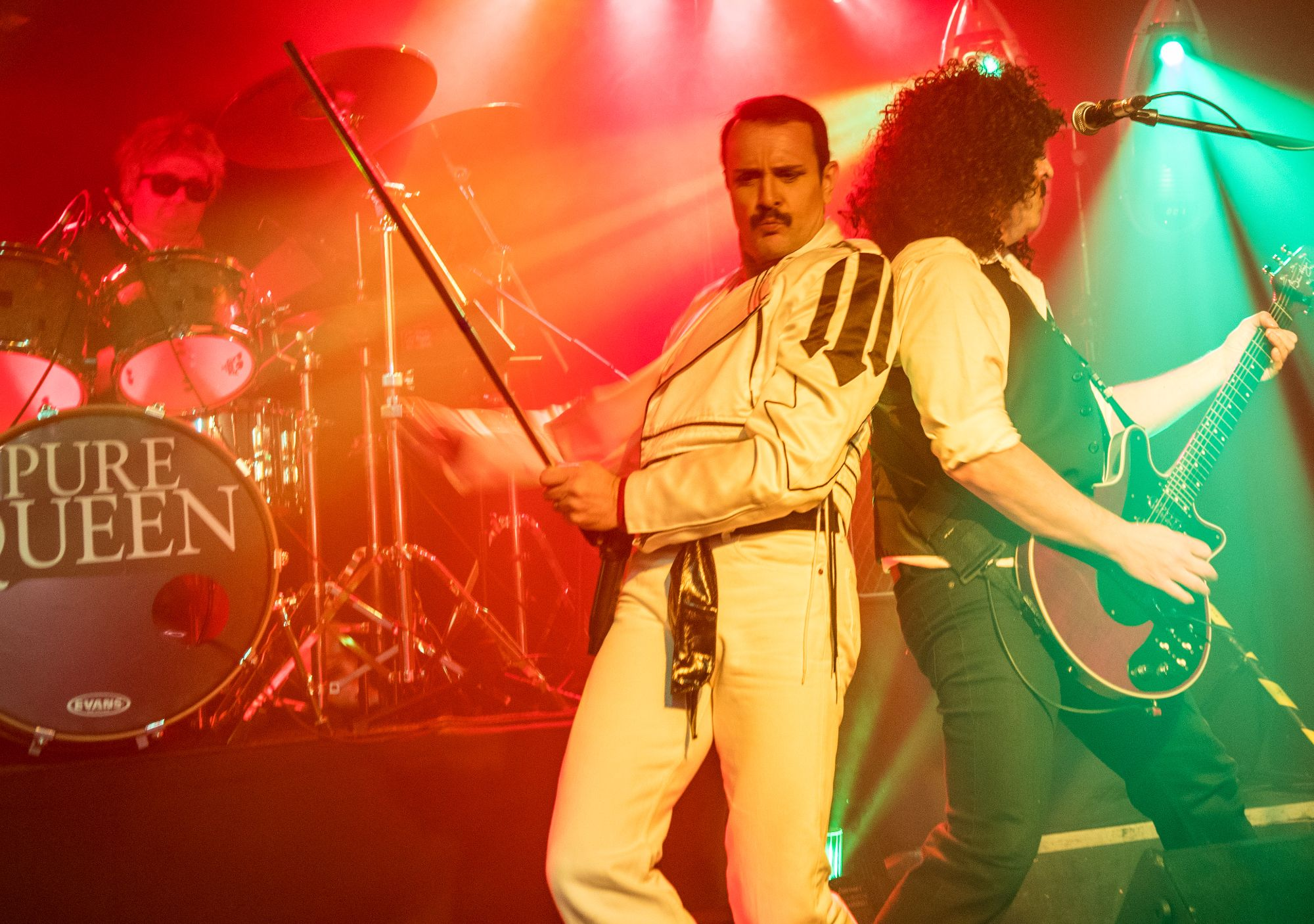 Freddie Mercury & Brian May Pure Queen