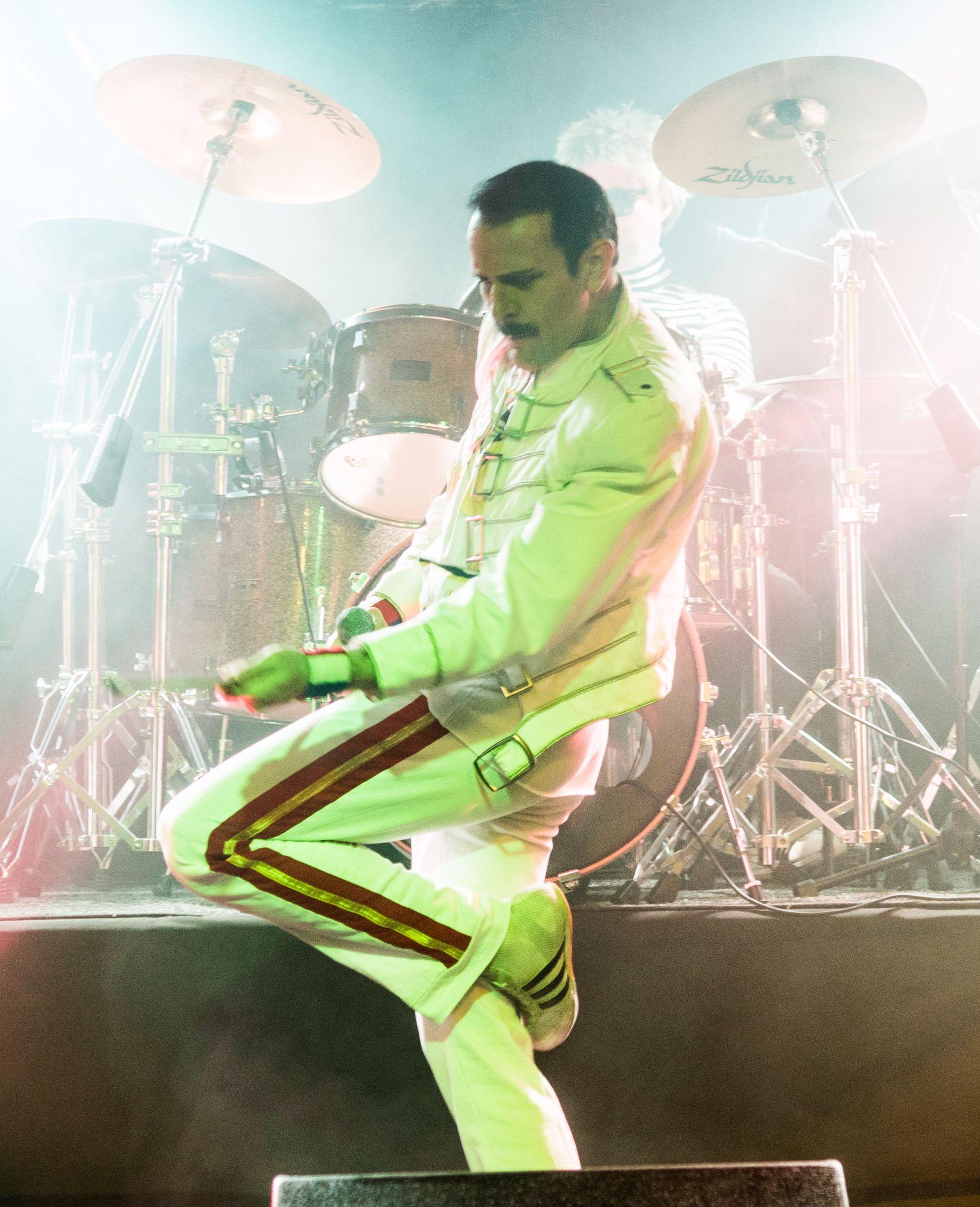 Freddie Mercury tribute artiste