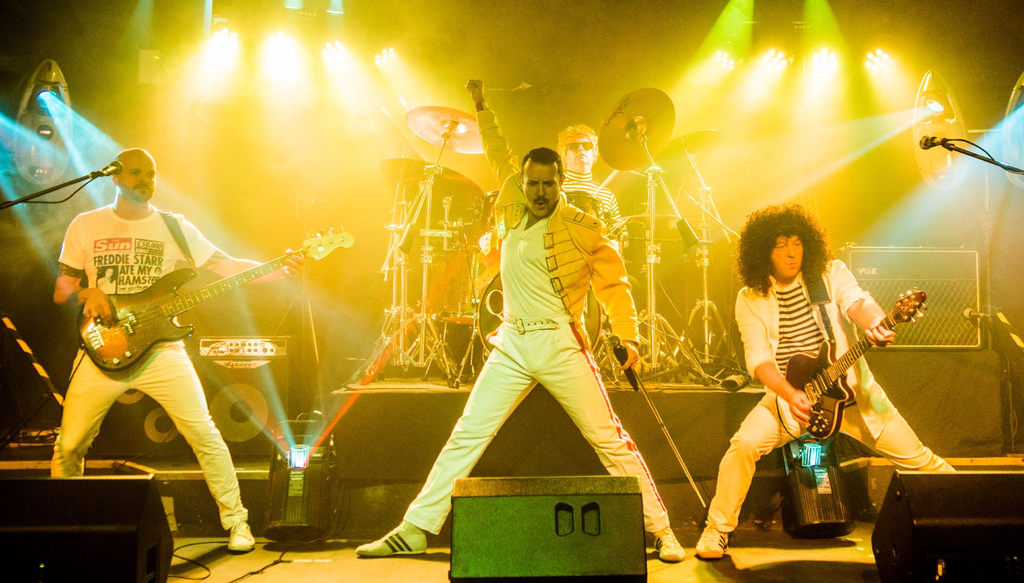 Queen - Pure Queen Tribute Band