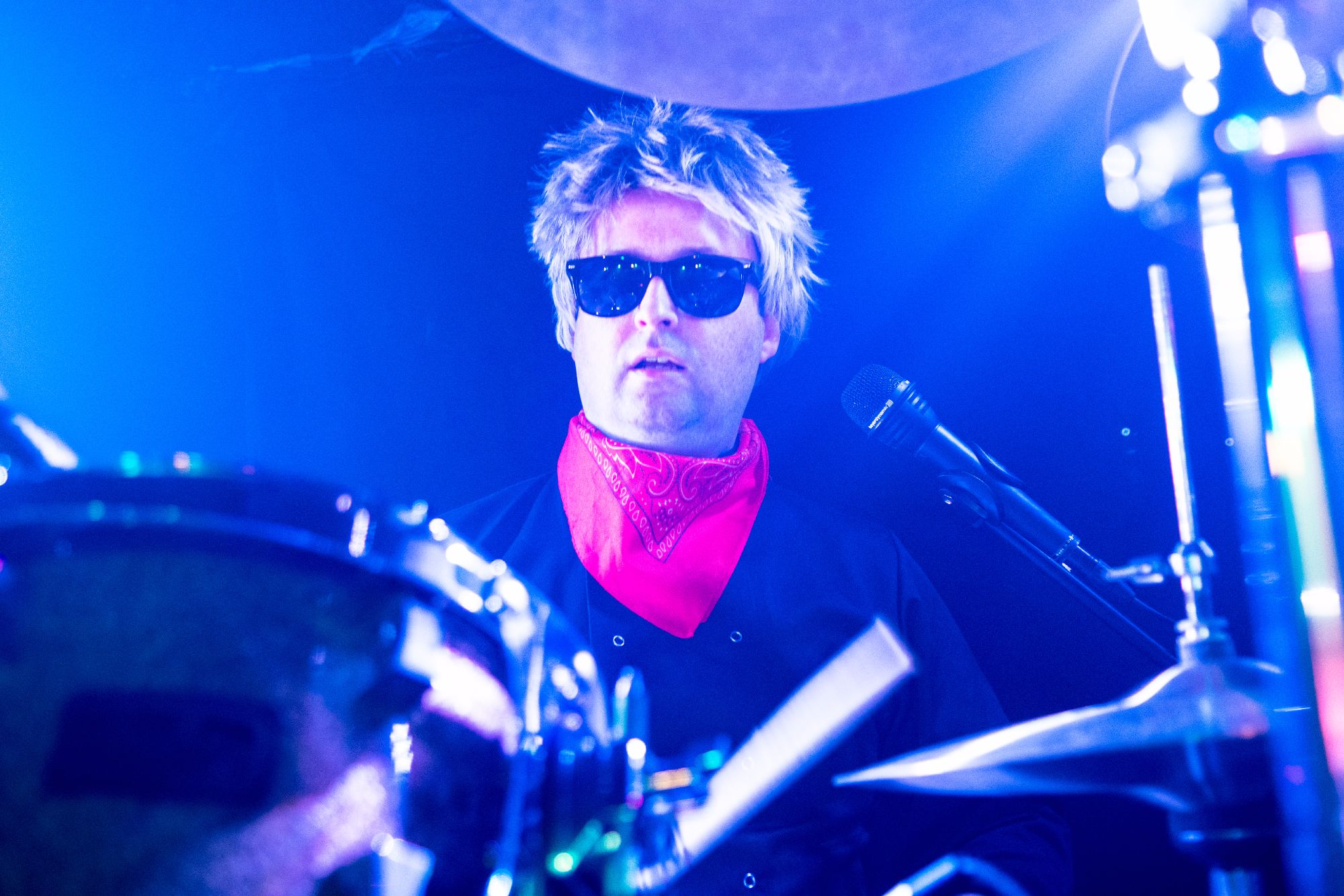 Roger Taylor Pure Queen Tribute Band