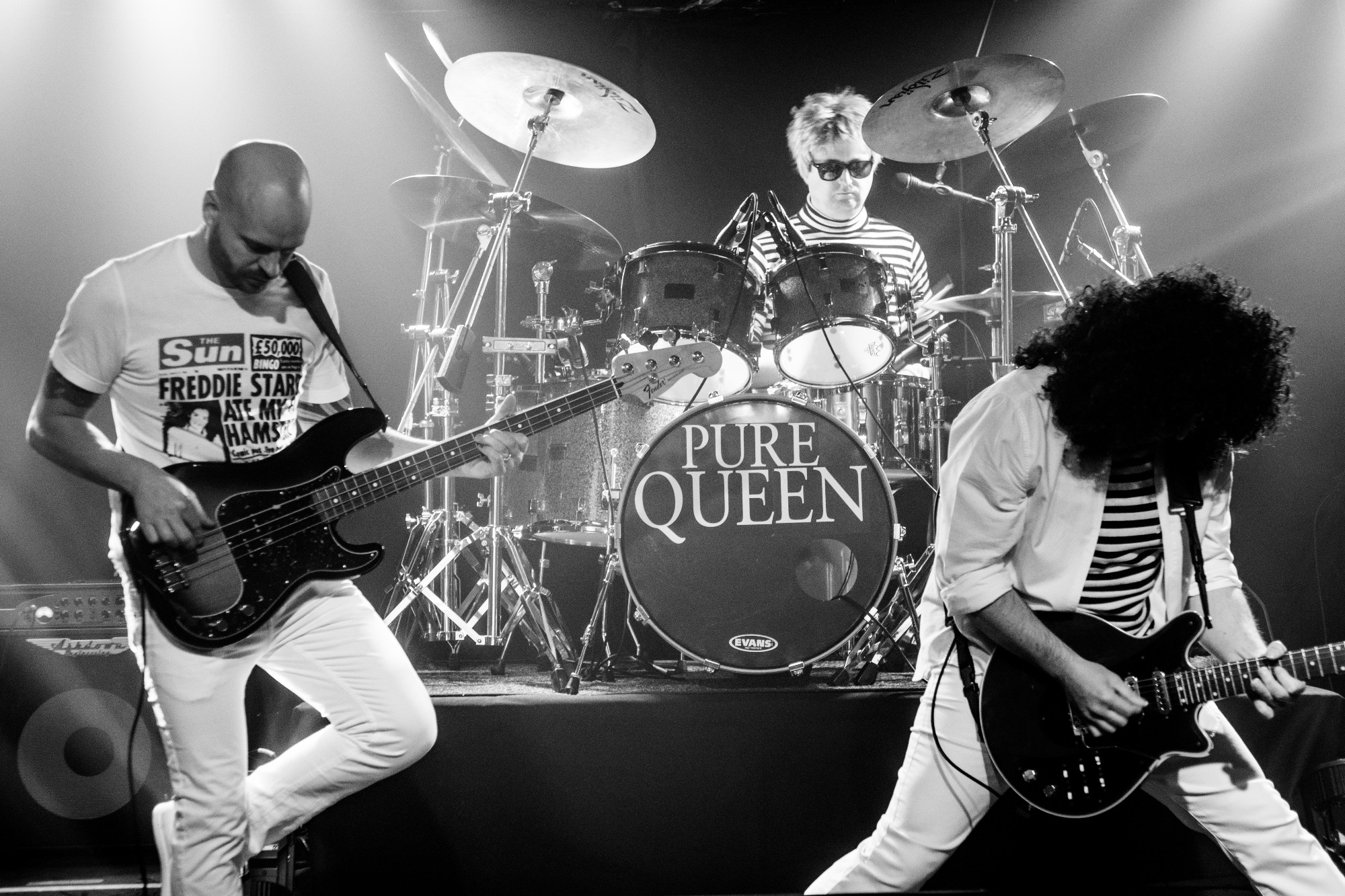 Brian May & Roger Taylor Pure Queen Band