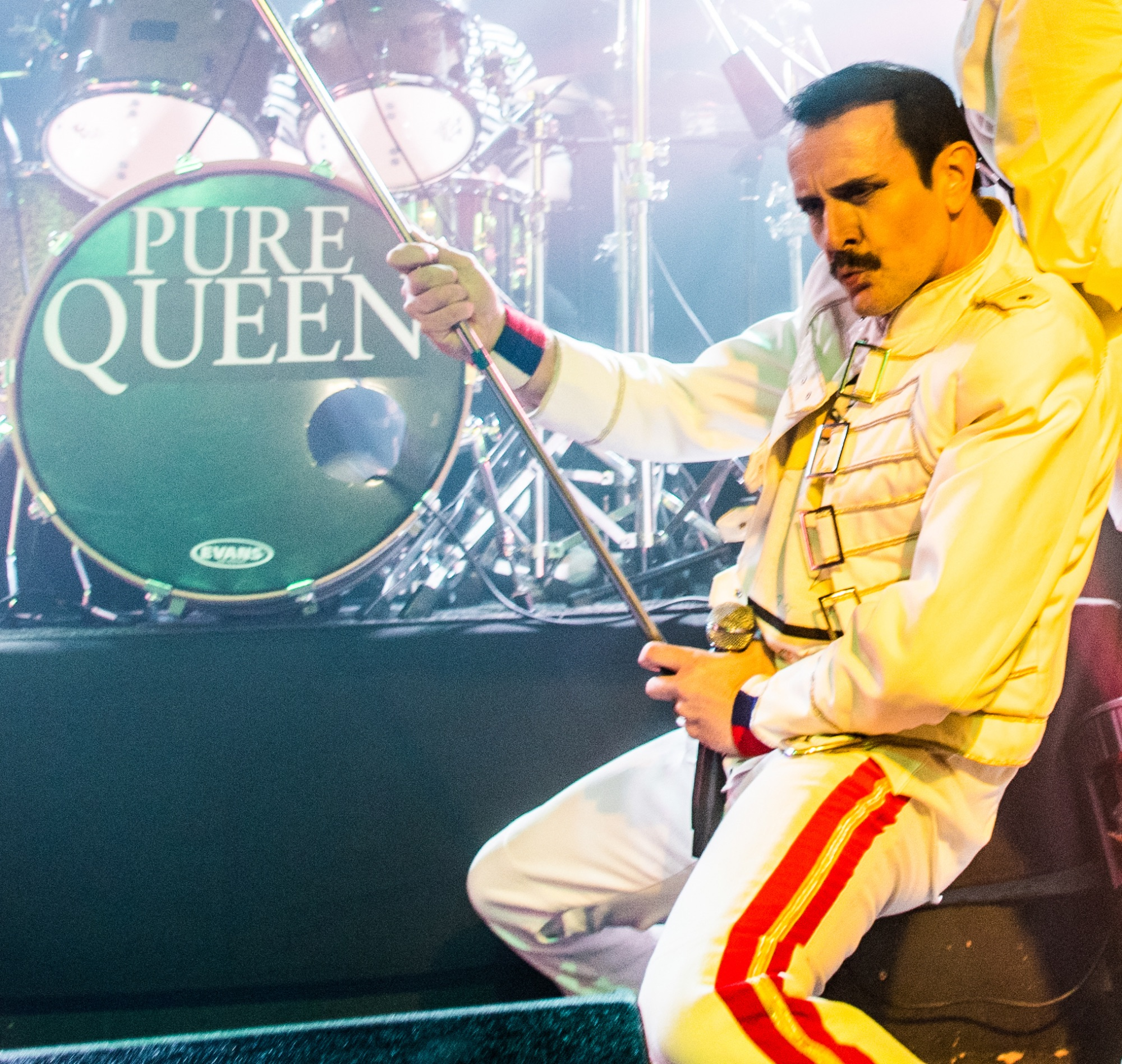 Pure Magic Queen Tribute