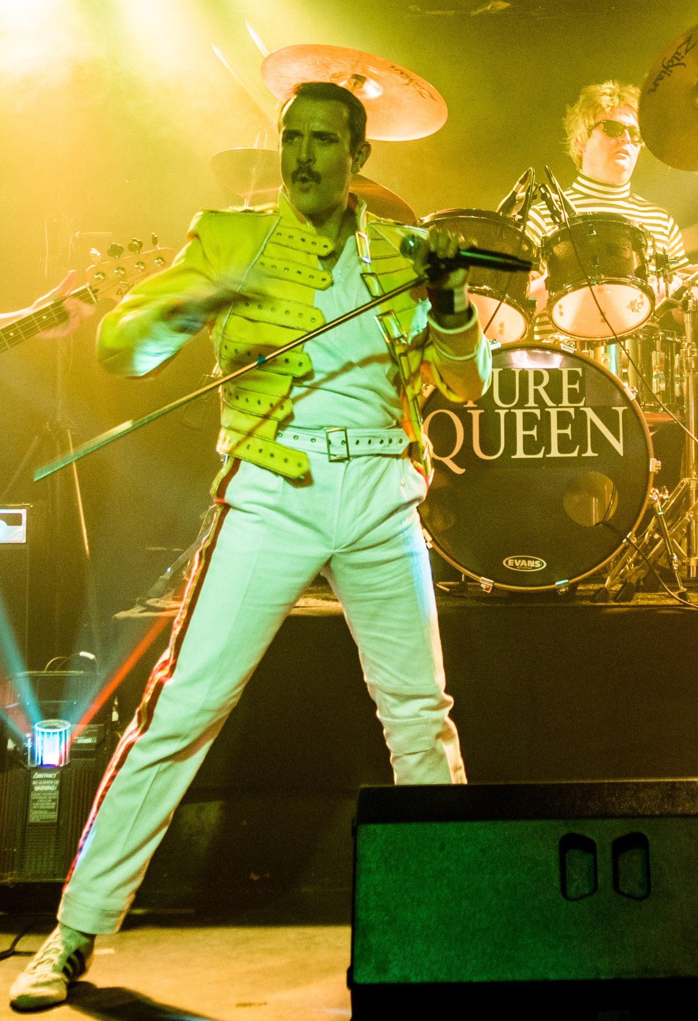 Pure Queen Live Band Tribute Show