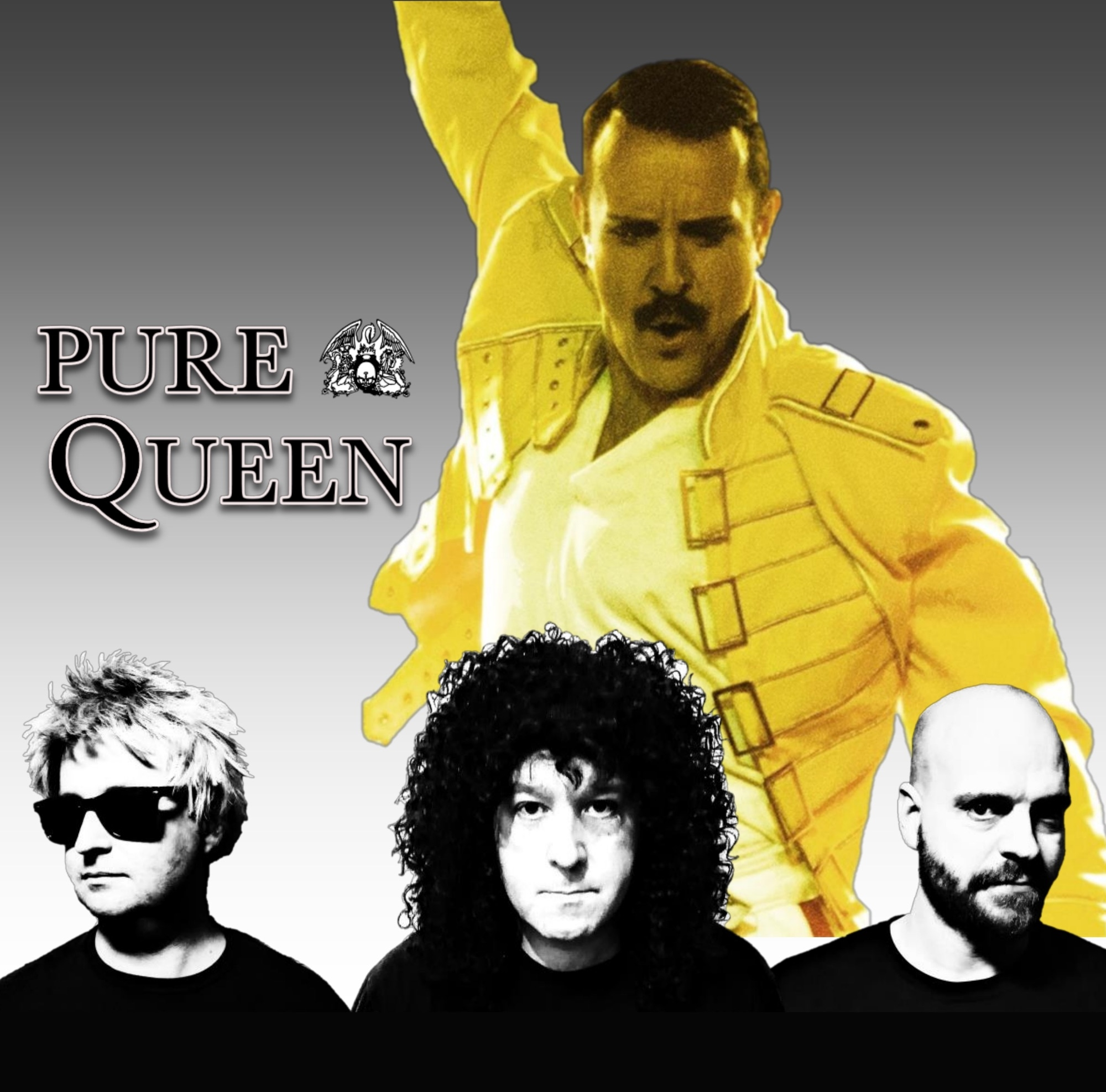 Pure Magic Queen & Freddie Mercury Tribute Show