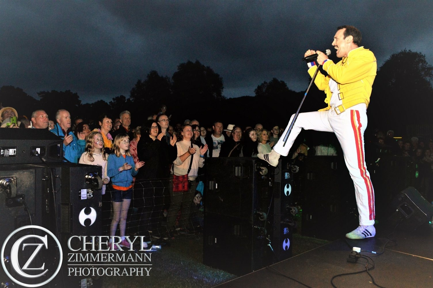Queen Live At Wembley - Pure Queen Tribute Band