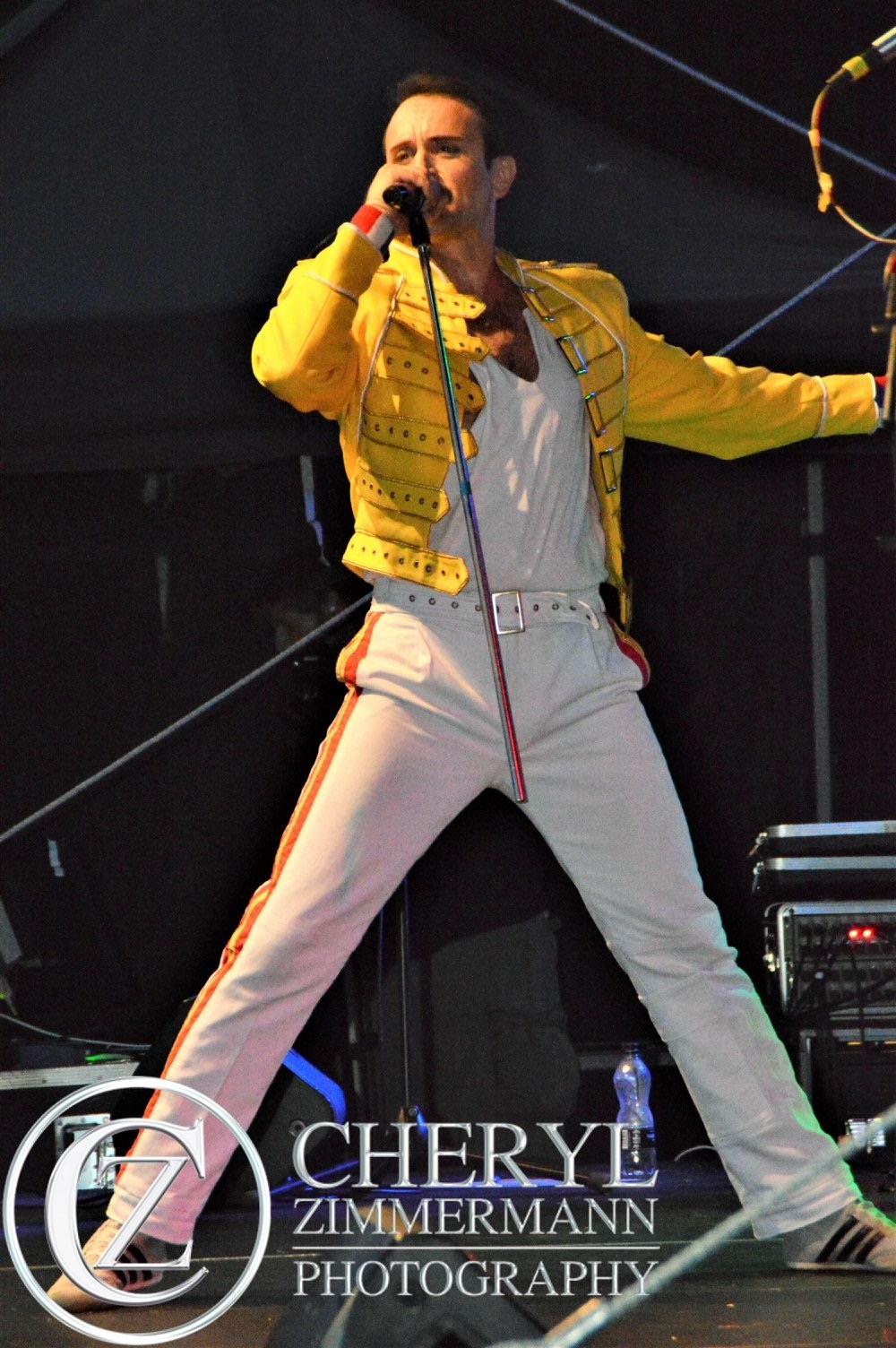 Freddie Mercury - www.puremagic.biz