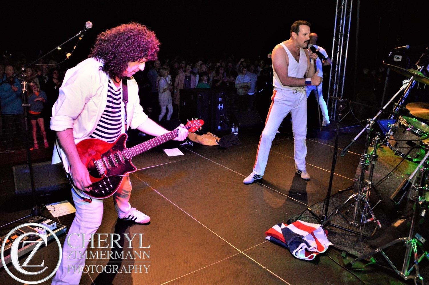 Freddie Mercury - The Magic Tour
