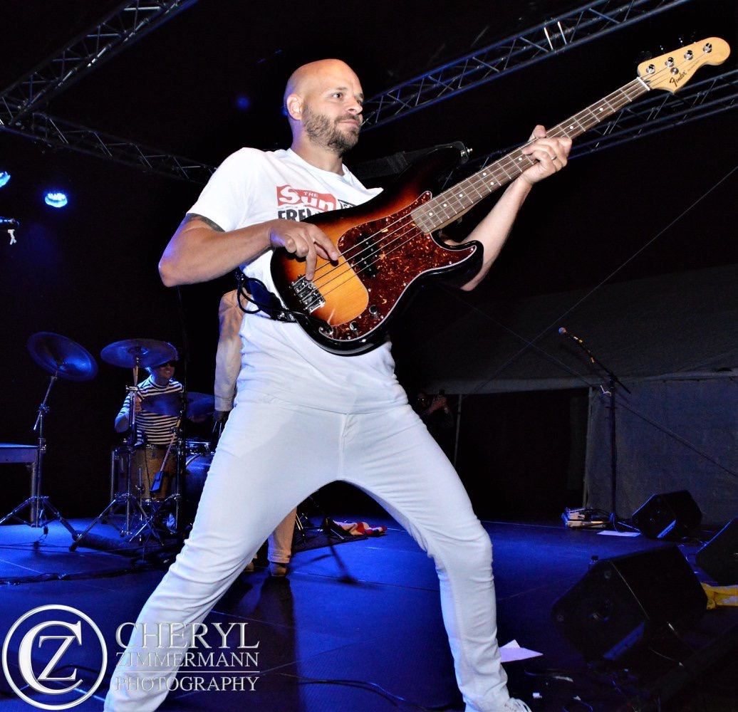 Queen - John Deacon - Pure Queen Tribute Band
