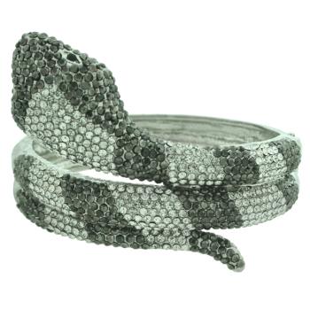 Sparkling Snake Bangle