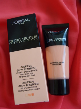 L'Oreal Studio Secrets Universal Glow Beautifier with Vitamin C and B5 30ml