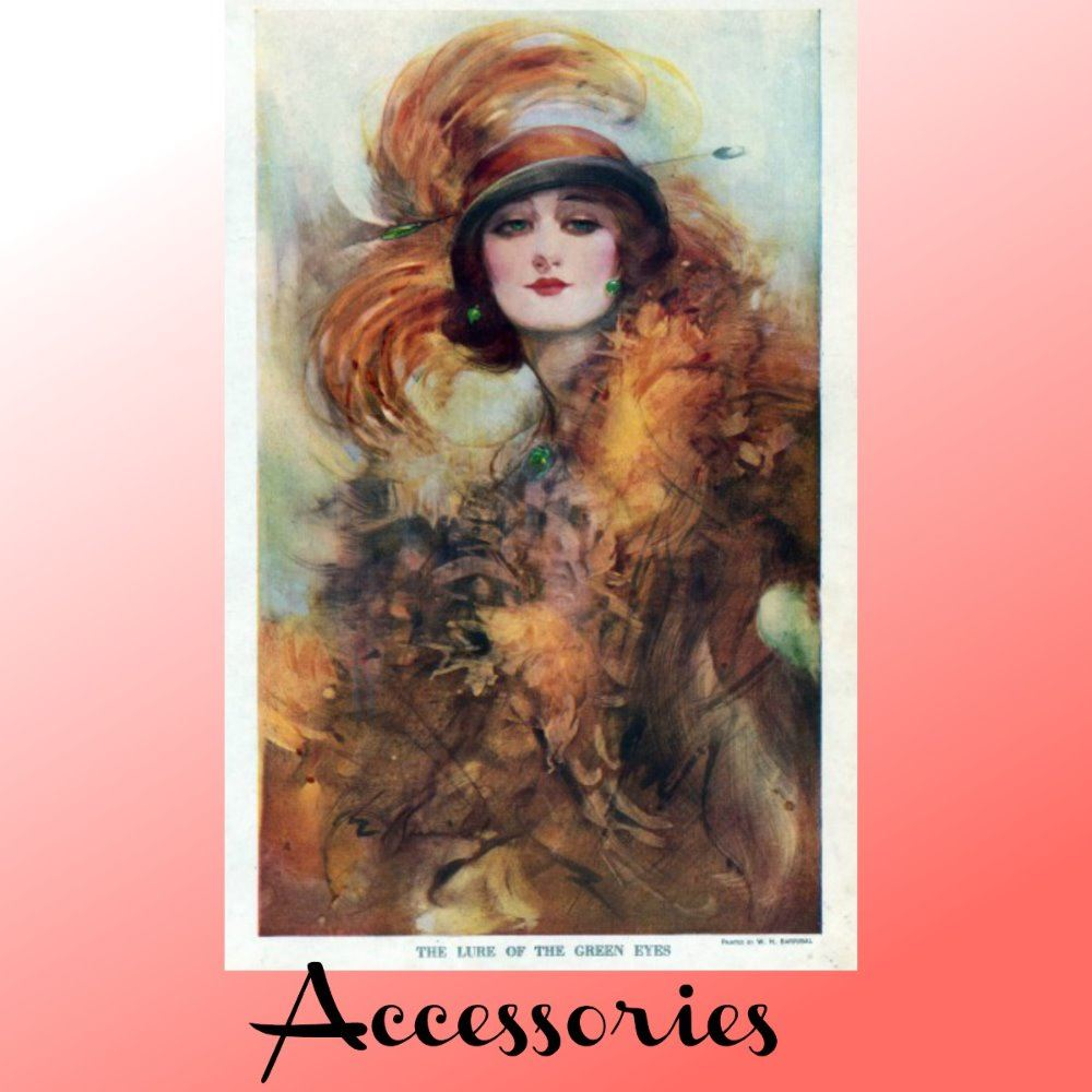 <!-- 001 -->Scarves &amp; Accessories