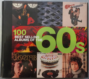 """100 Best Selling Albums of the 1960's"" by Gene Sculatti"