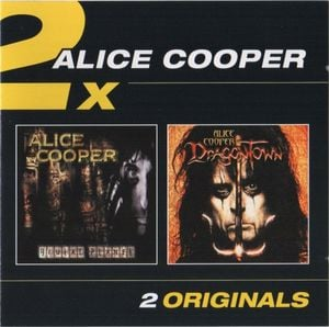 Alice Cooper - Brutal Planet/Dragontown