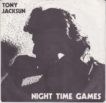 "Tony Jacksun - ""Night Time Games"" EP"